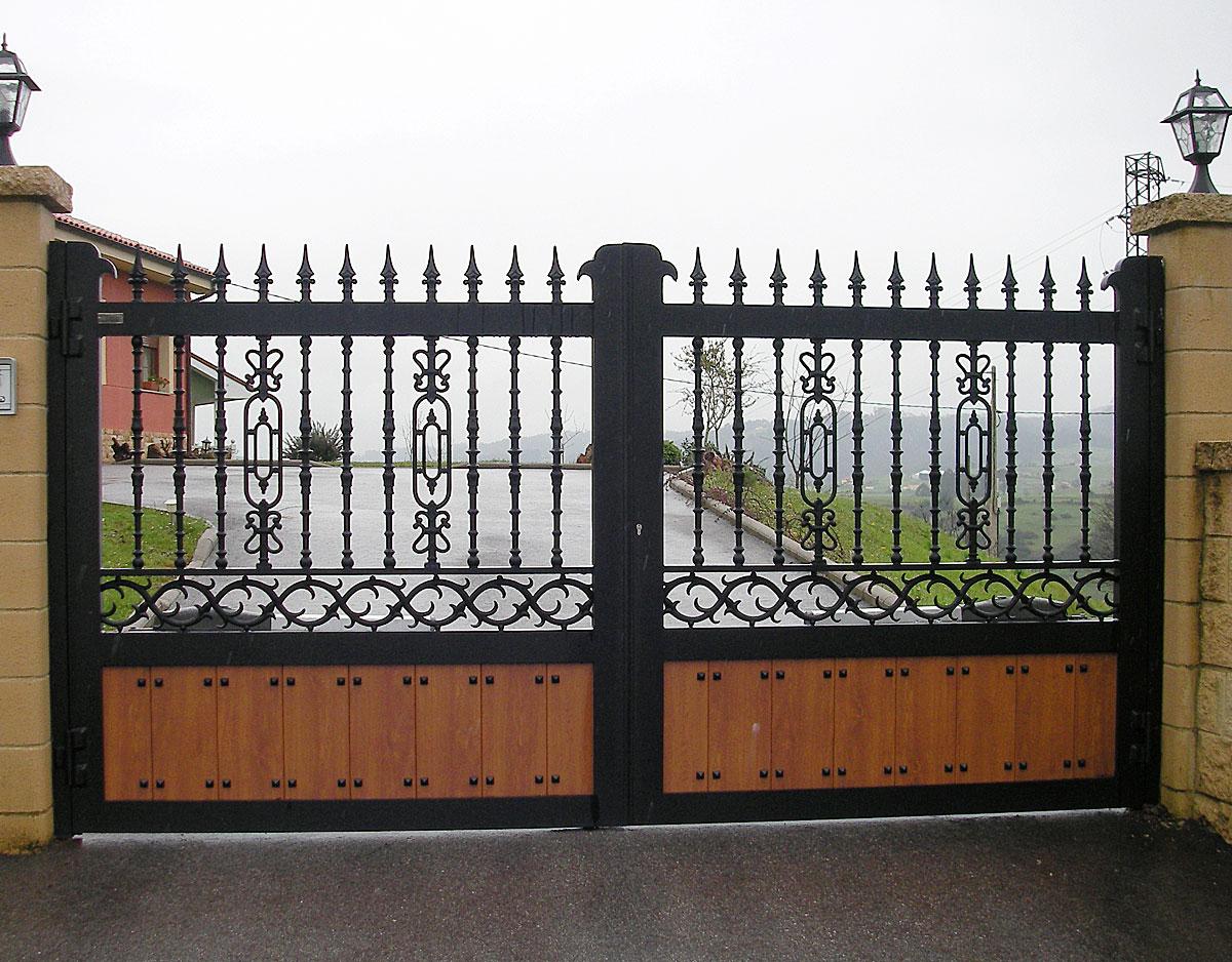 CIERRASTUR Puerta finca 4