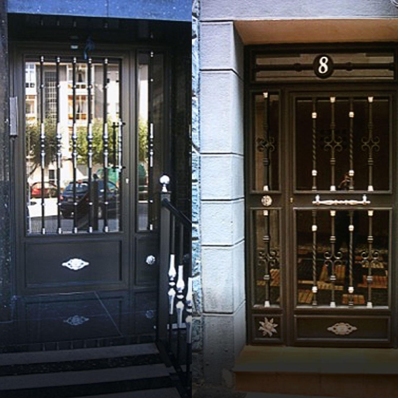 Puertas portales