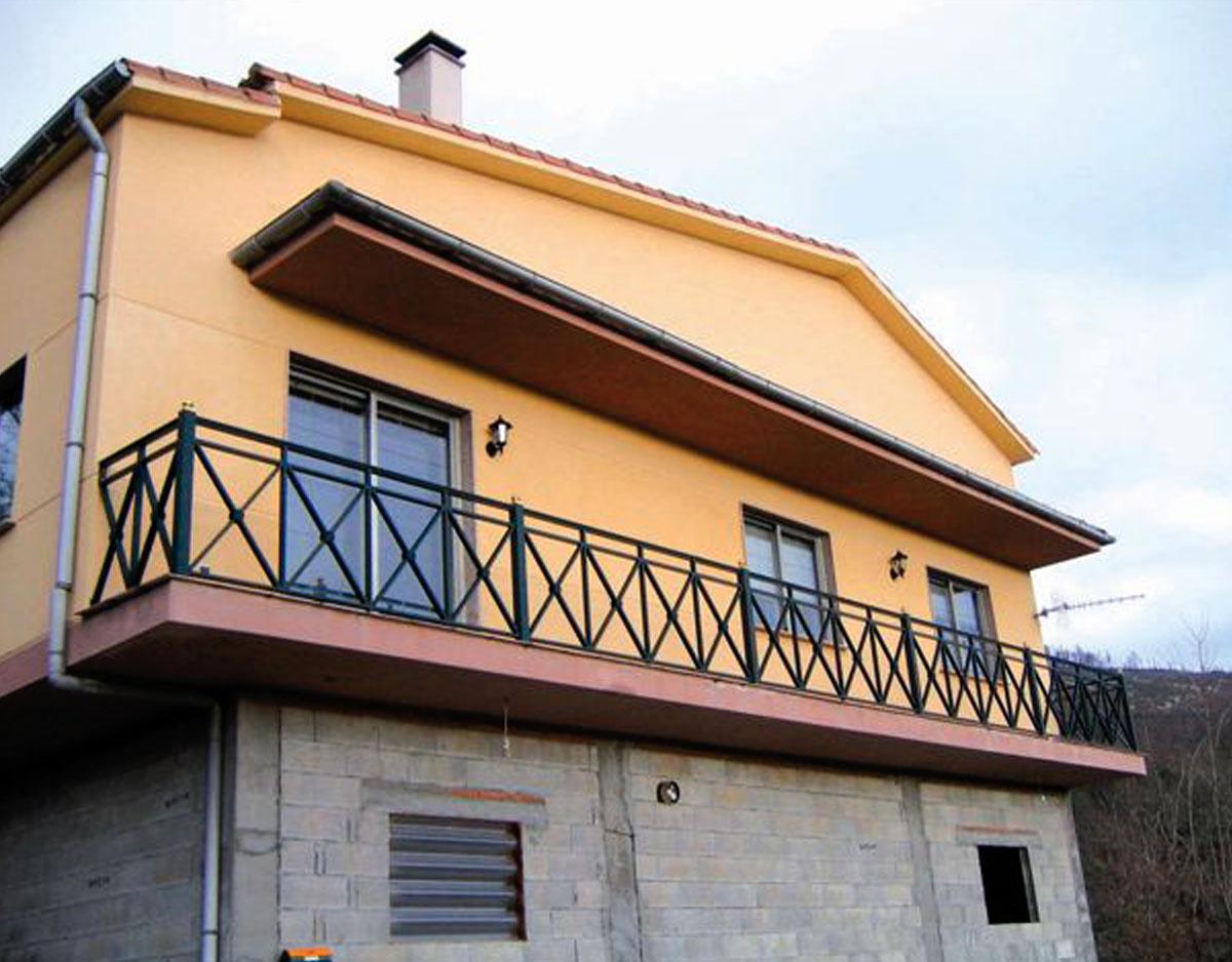 Cierre balcón