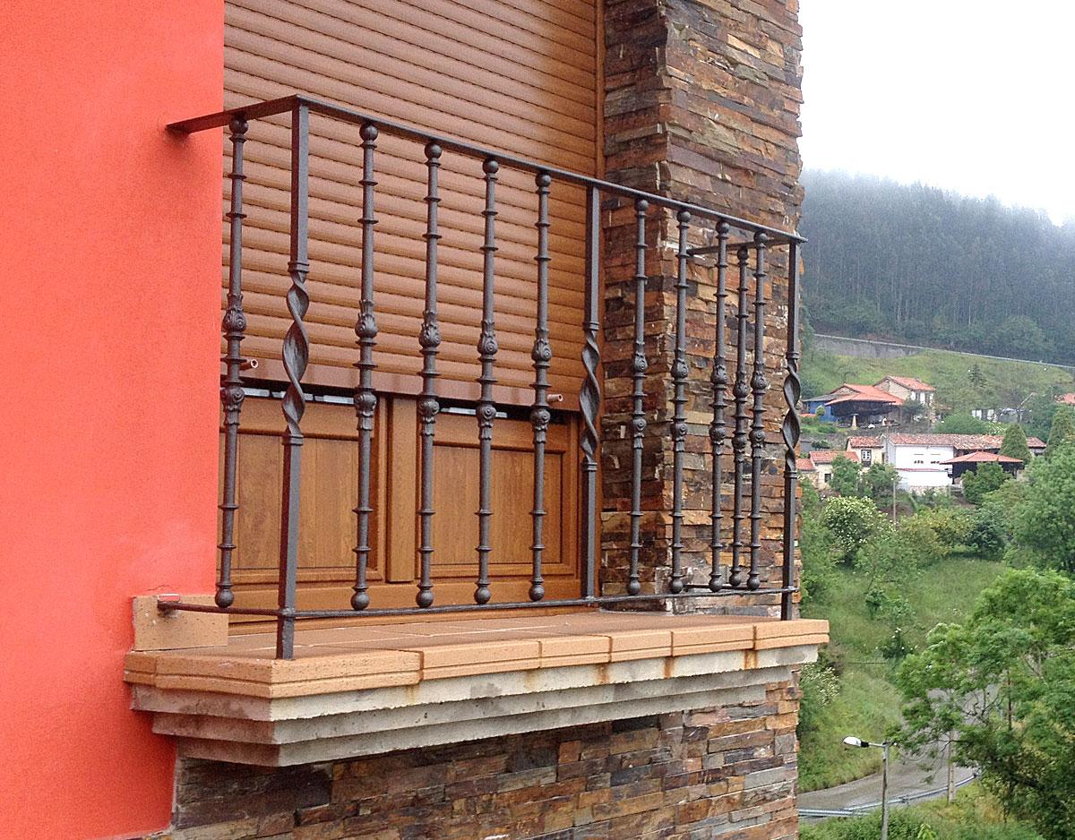 Cierre balcón ventana